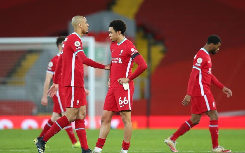 利物浦被告知忘记欧洲冠军联赛而冲英超联赛的前四名