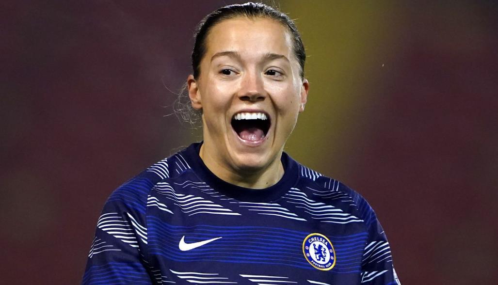 切尔西女子前锋将合同延长至2023年,并可以选择额外的一年