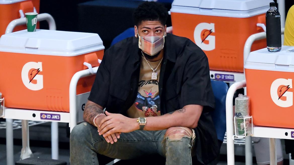 安东尼的腿部伤势将使他再缺席比赛两周