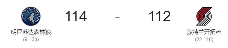 安东尼·爱德华兹获得职业生涯最高的34分