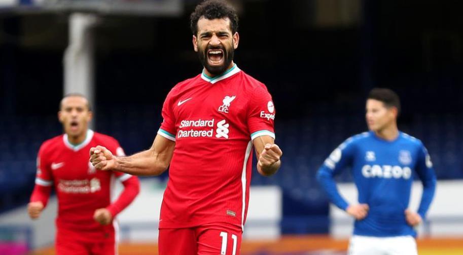 """萨拉赫的目标是成功结束利物浦的""""艰难""""赛季"""