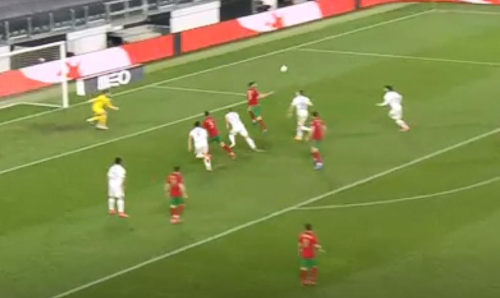 葡萄牙需要进球才能战胜阿塞拜疆