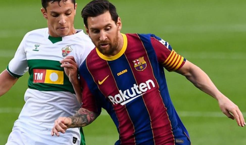 里瓦尔多有信心让梅西签下巴塞罗那的新协议