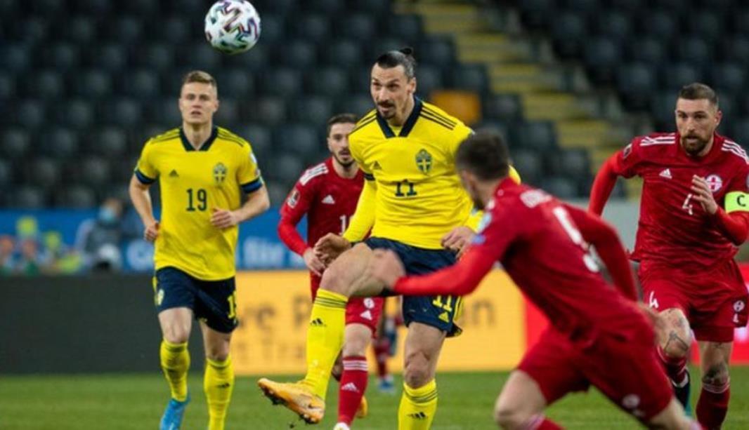 兹拉坦·伊布拉西莫维奇在他的瑞典回归中得到了助攻