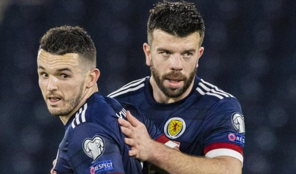 """苏格兰对阵以色列的时候需要 """"自大"""",斯科特·麦克托米奈说道"""