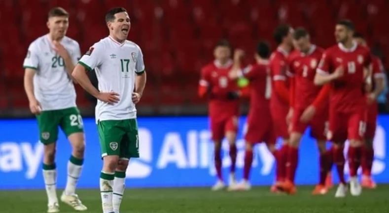 霍尔茨知道爱尔兰队伍有着的压力