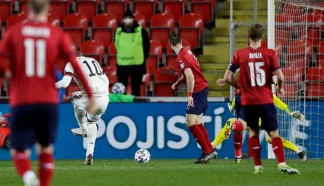 罗梅卢·卢卡库拯救了比利时的一分