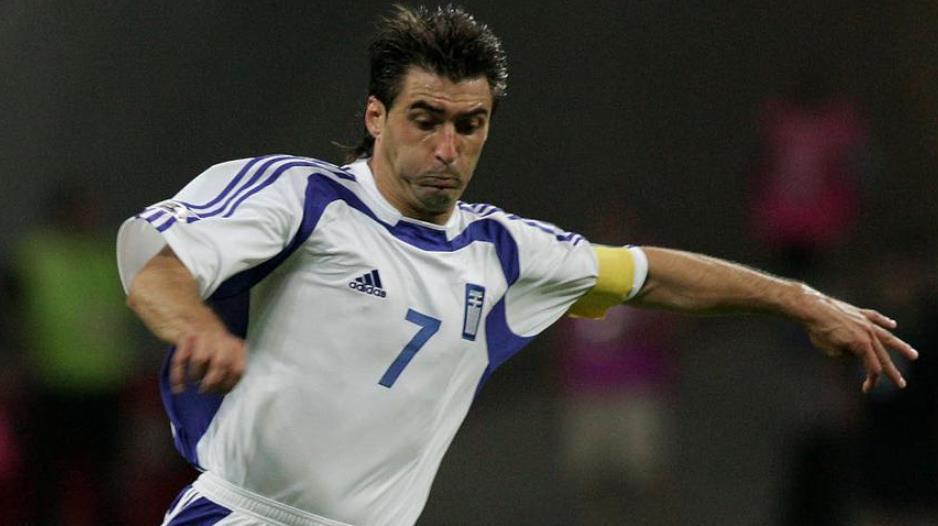 前希腊队长扎格拉基斯当选足球联合会主席