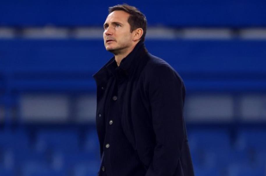 前切尔西老板兰帕德与保夫萊特的英格兰U21位置联系在一起