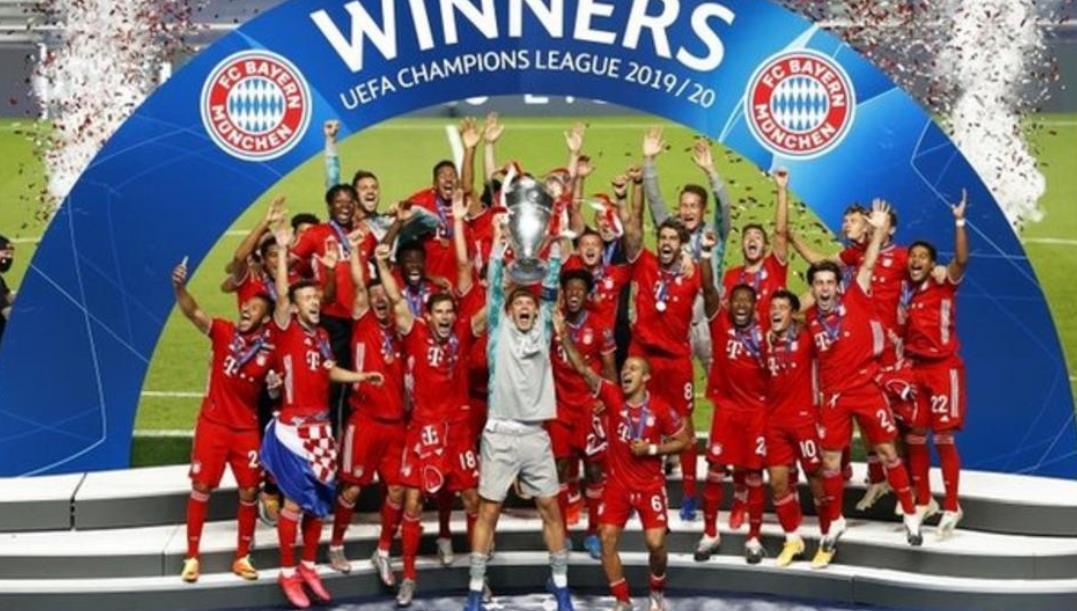 欧洲冠军联赛2024:即将达成10场比赛为第一阶段的新格式