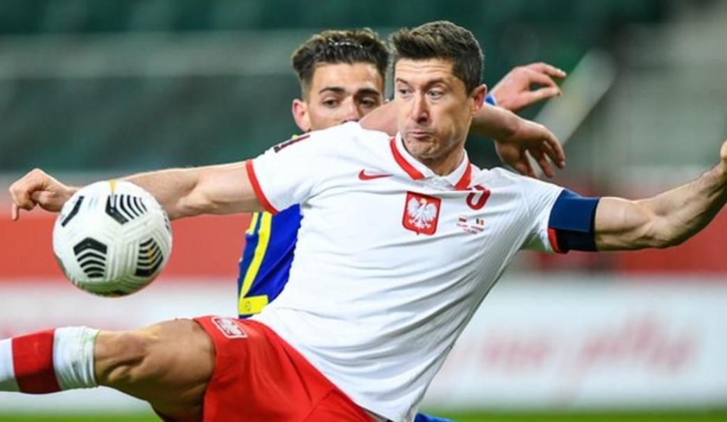 波兰射手将缺席对阵英格兰队伍的世界杯预选赛
