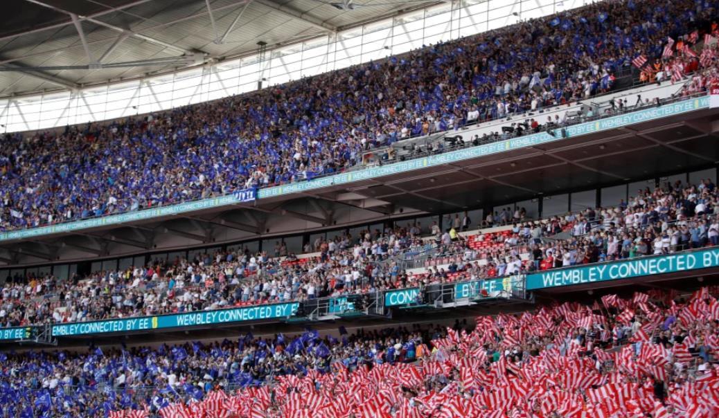 政府已确认将允许20,000名球迷参加足总杯决赛