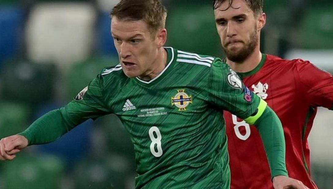 北爱尔兰晋级世界杯比赛的希望又因与保加利亚的平局而受到打击
