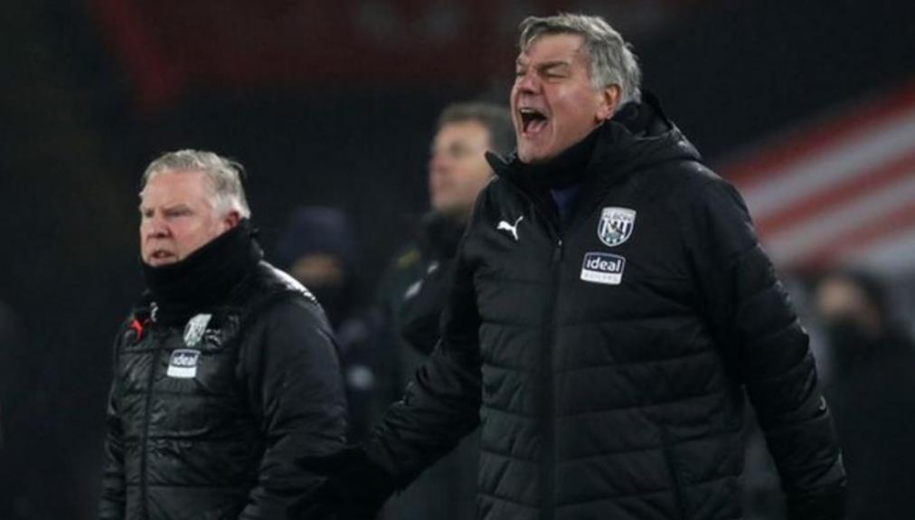 西布朗经理萨姆·阿拉迪斯表示,英超联赛的降级给他们带来不确定性
