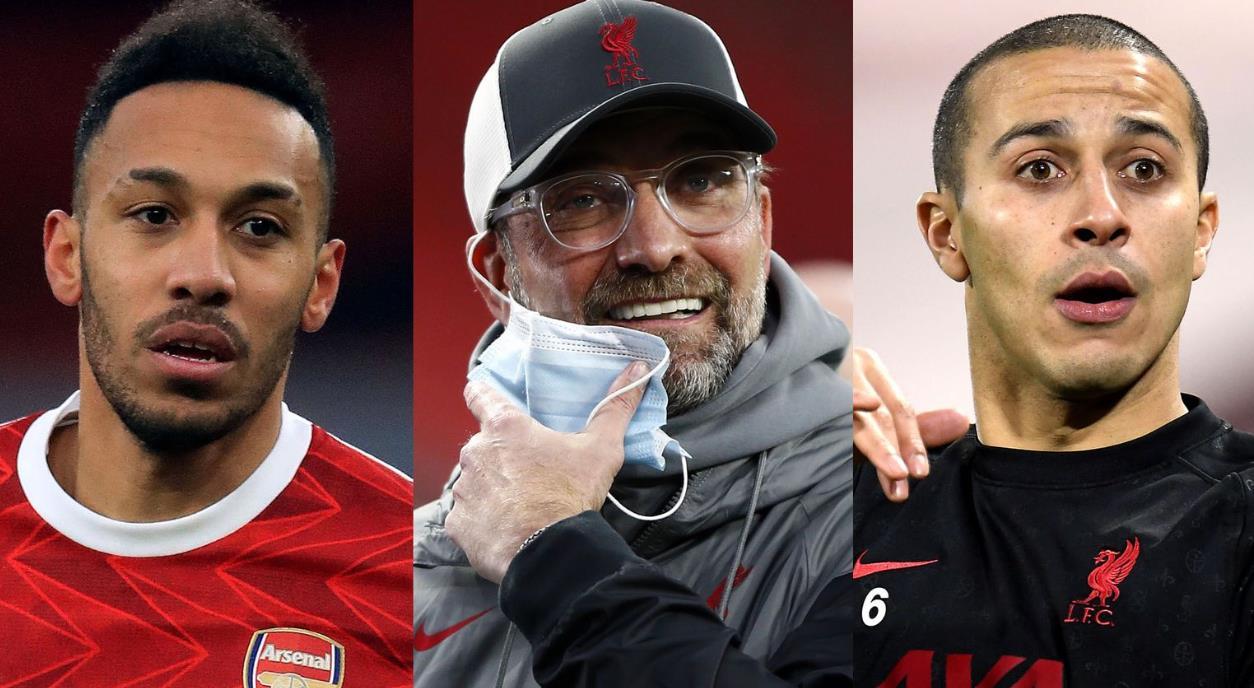 利物浦必须击败阿森纳,以保持他们对榜上前四名的希望
