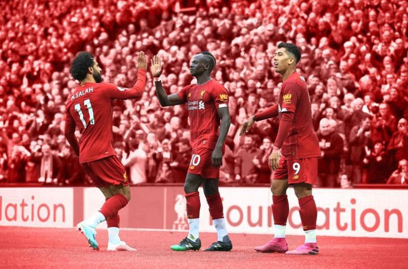 利物浦的赛季依然可以辉煌的战绩结束