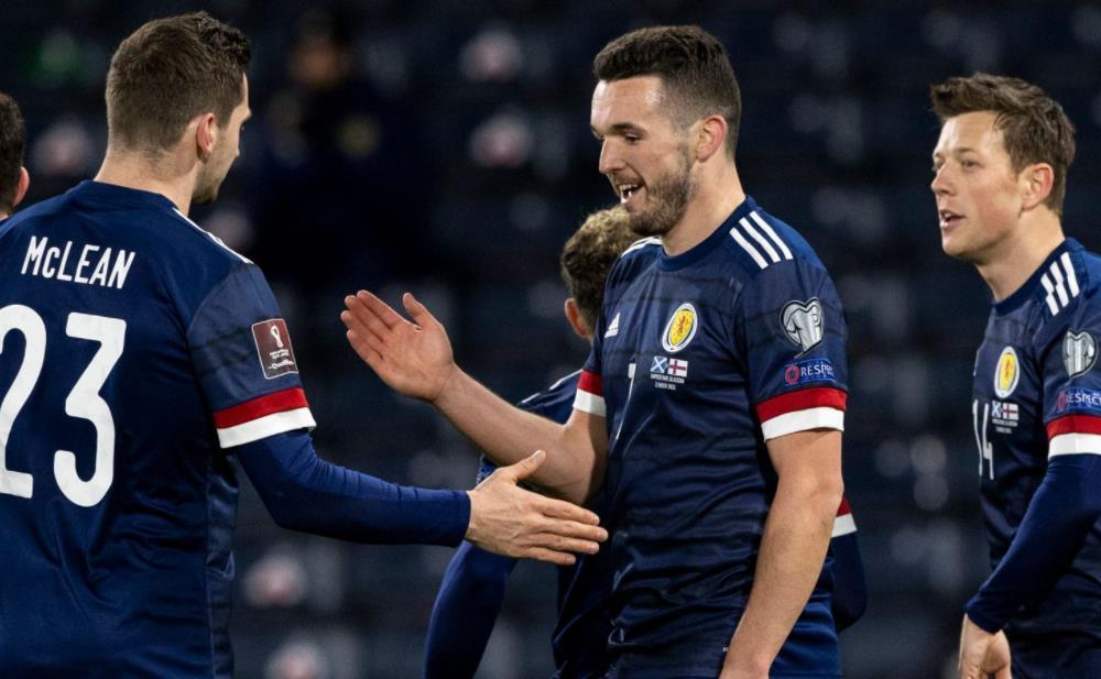 2020年欧洲杯:苏格兰将在卢森堡首战前为卢森堡和荷兰做准备