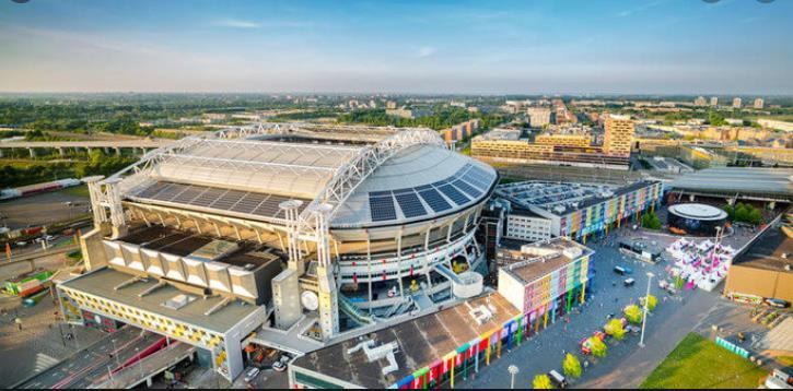 2020欧洲杯赛场
