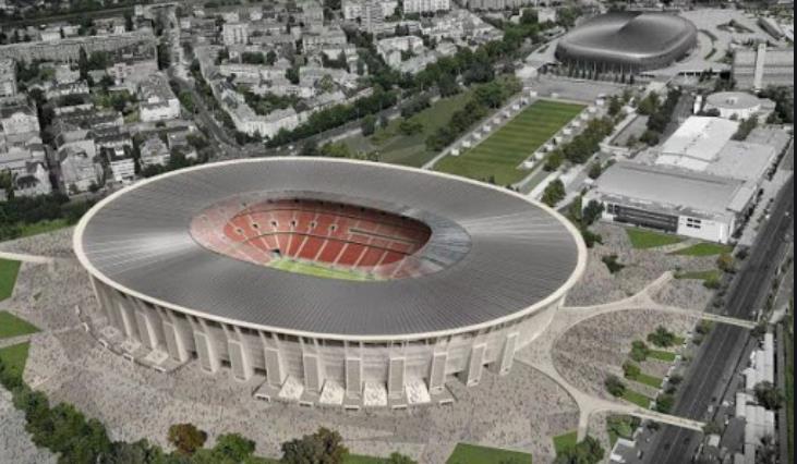 新普斯卡什球场和奥林匹克体育场是否能在2020欧洲杯允许粉丝到现场仍是个未知