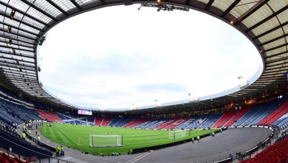 汉普登体育场将允许球迷观看比赛