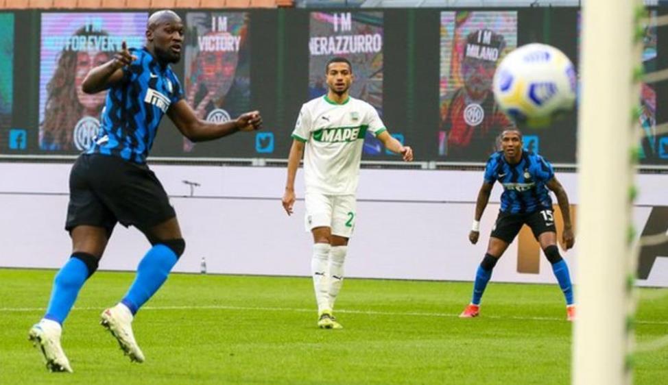 国际米兰又一步地牢固了获得意甲冠军的希望
