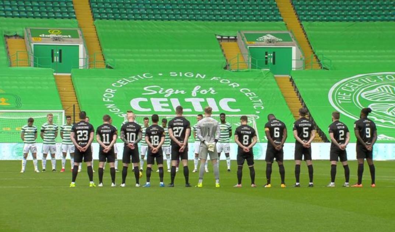 凯尔特人:苏格兰警方对苏格兰英超俱乐部体育场外的烟花滥用进行调查
