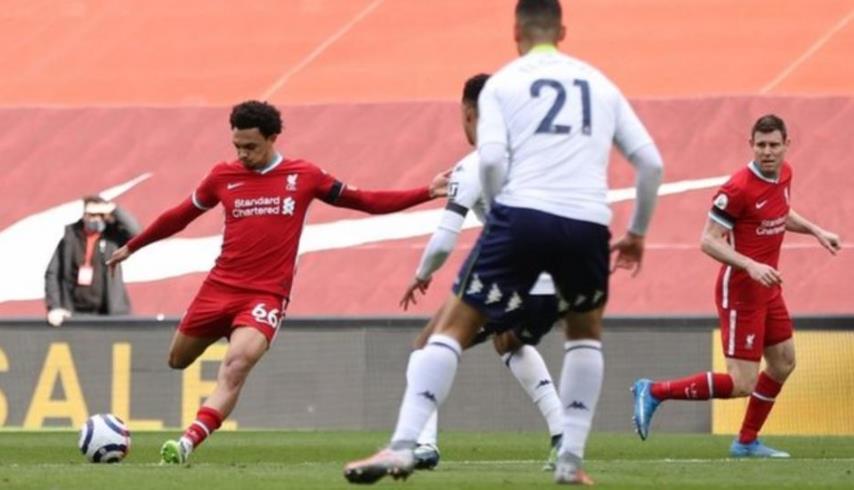 利物浦经理表示特伦特·亚历山大·阿诺德不需要证明什么,他的实力是被认可的
