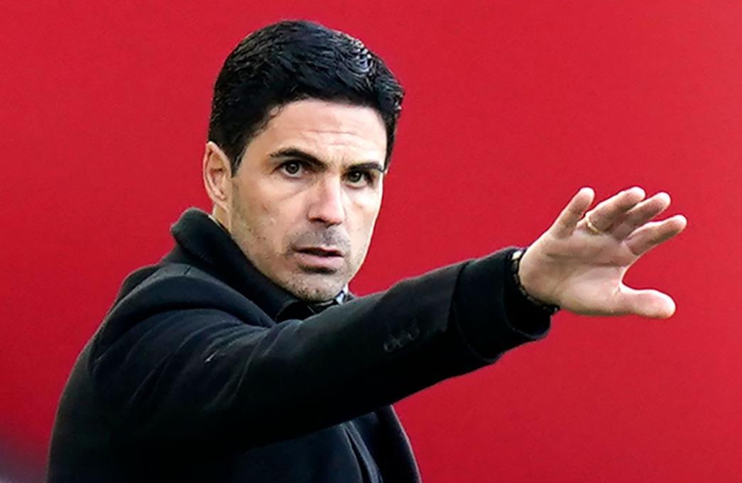 在周日击败谢菲尔德联之后,米克尔~阿特塔对阿森纳的欧罗巴联赛机会感到乐观