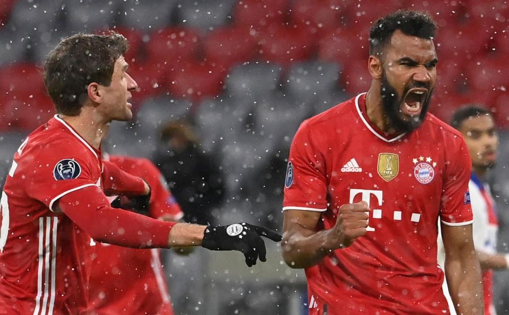 PSG vs拜仁慕尼黑前瞻,团队新闻,数据