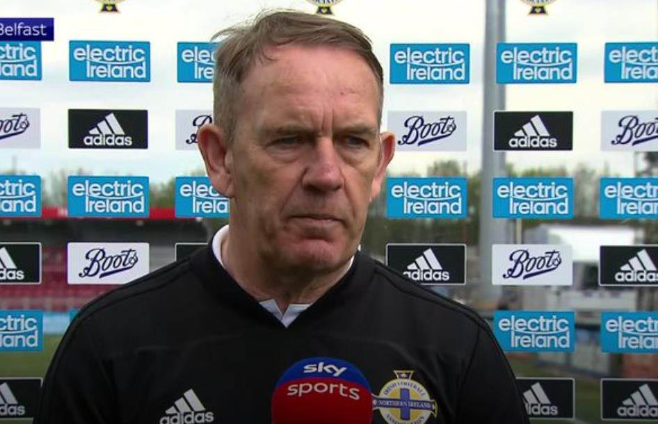 """北爱尔兰老板说有资格参加2022年欧元峰会是一项""""非凡成就"""""""