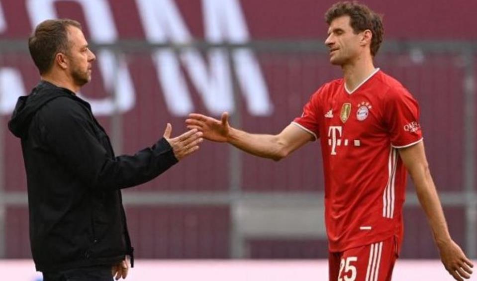汉斯·弗里克可能离开拜仁慕尼黑