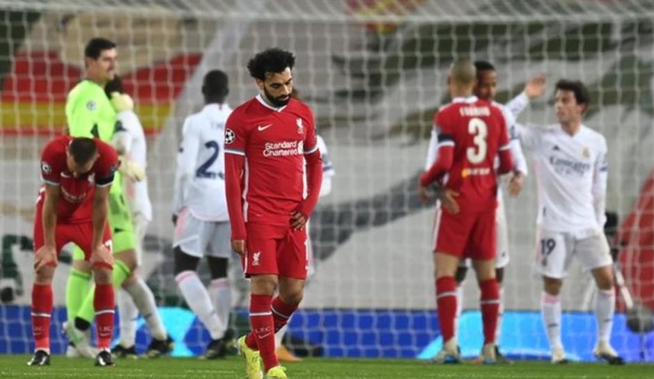 利物浦的欧冠联赛的旅程以一场平局而遗憾告终