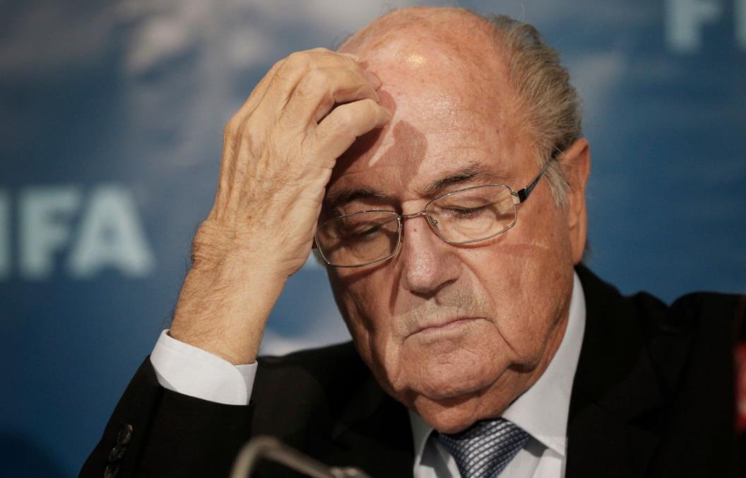 塞普~布拉特:前国际足联主席将不对上个月实施的禁令提出上诉