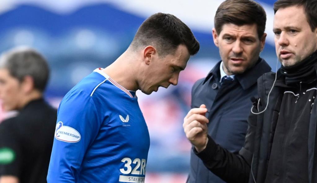 瑞安~杰克受伤:流浪者和苏格兰中场将在本赛季剩余时间和2020年欧洲杯中均被排除在外