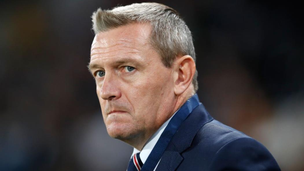 安迪~保夫萊特:英格兰U21主教练在令人失望的欧洲U21冠军战后离开