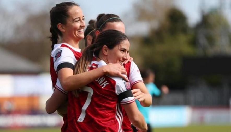 女子足总杯:阿森纳和西汉姆联都取得重大胜利
