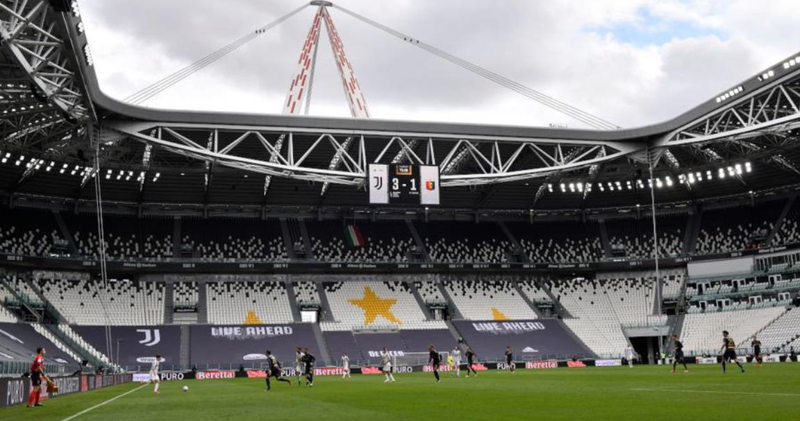 """尤文图斯表示""""无法保证""""欧洲超级联赛项目将启动"""