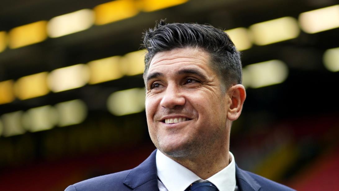 """沃特福德主教练敦促球队在英超回归边缘与俱乐部""""享受这一过程"""""""