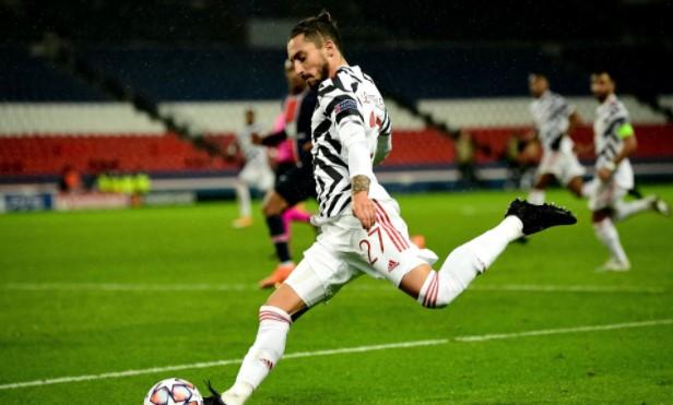 尤文图斯可能以阿德里安·拉比奥特换来曼联的王牌亚历克斯·泰勒斯(Alex Telles)