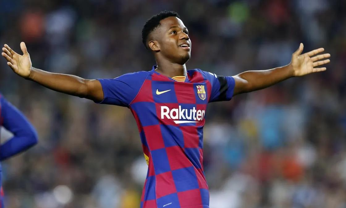 巴塞罗那想延长青少年的合同
