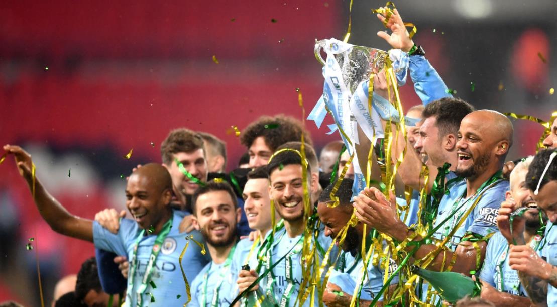 曼城如何再次成为英格兰联赛杯冠军