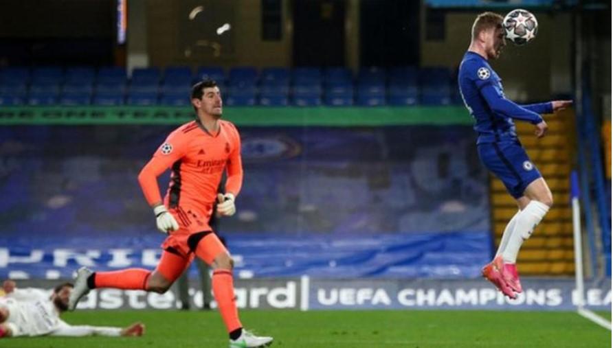 切尔西闯入了欧冠联赛决赛