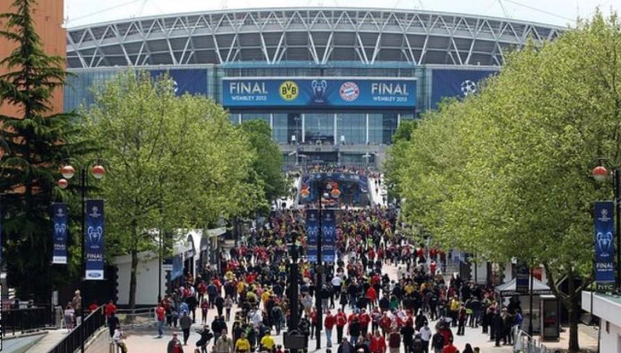 欧洲足球联合会联盟决定是否将比赛切换到温布利