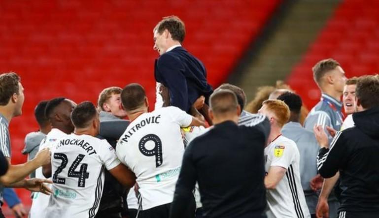 斯科特·帕克(Scott Parker)的球队输掉了在英超联赛生存的机会