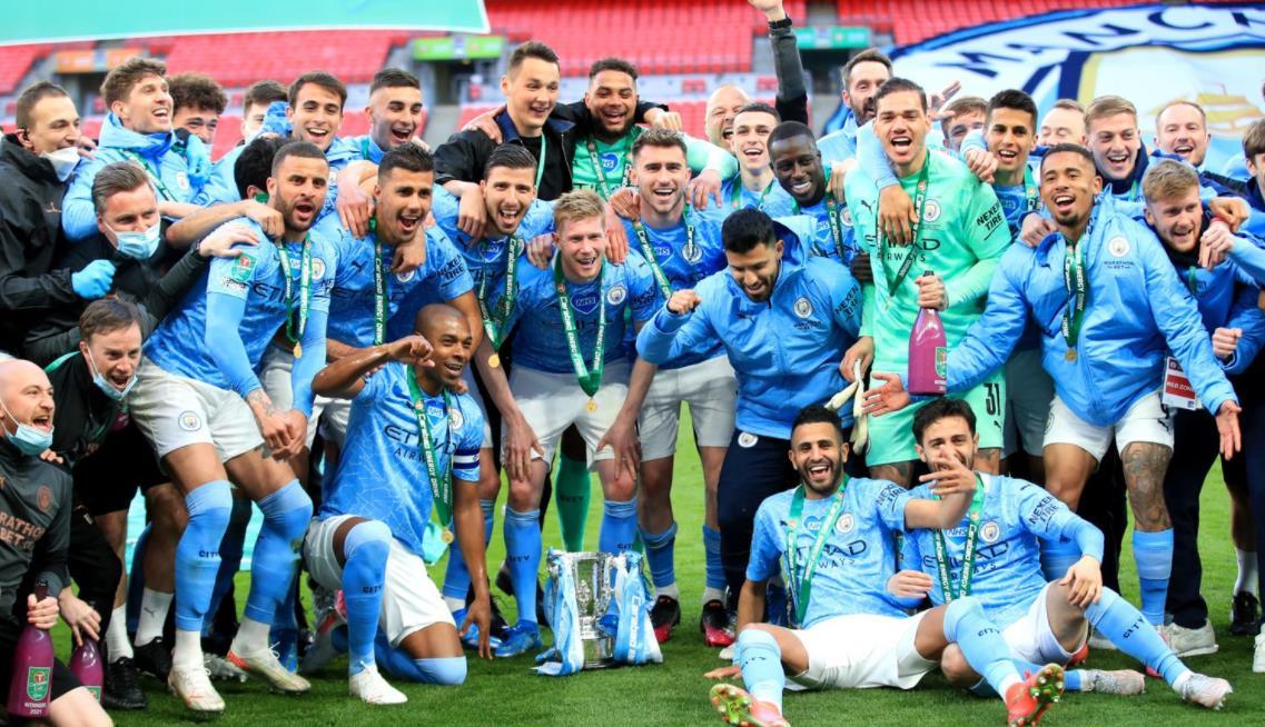 """曼城赢得第五次英超联赛冠军:他们现在是一支""""伟大""""的球队吗?"""