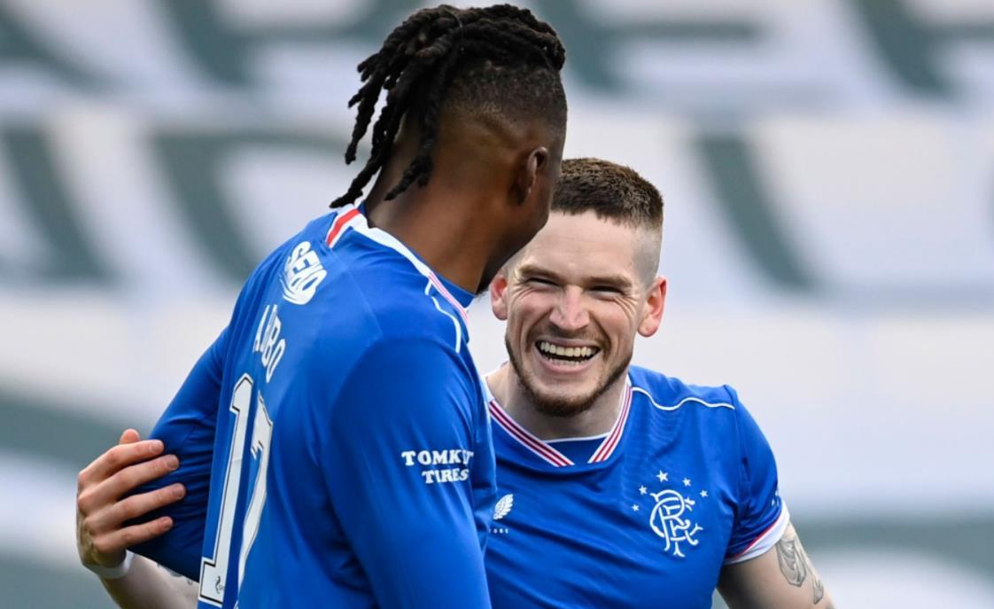 苏格兰超级联赛冠军在无敌联赛赛季结束