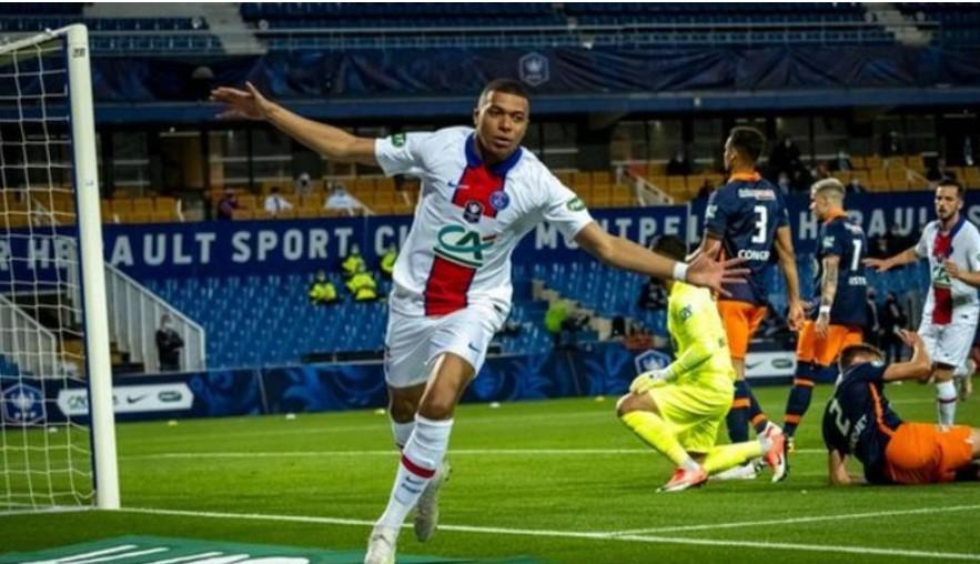 巴黎圣日耳曼队以点球大战赢得了比赛进入了法国杯决赛