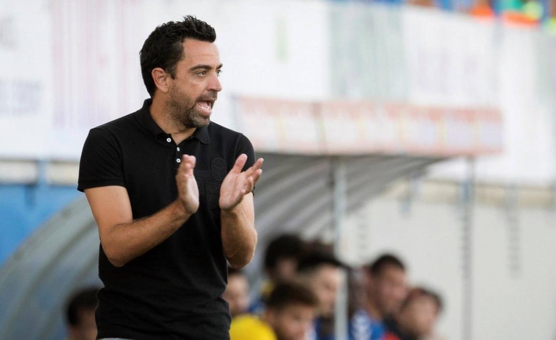 巴塞罗那加强与哈维的联系以取代罗纳德~科曼