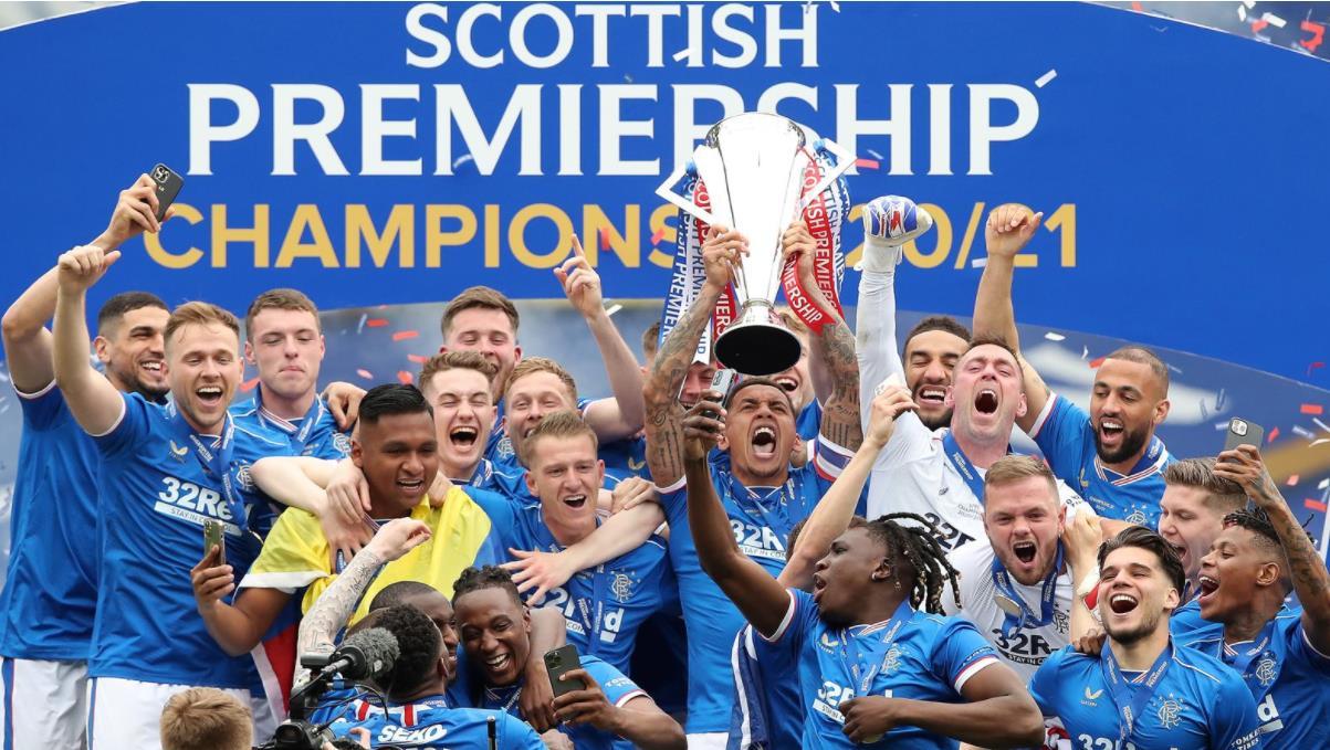 冠军封印不败的苏格兰英超赛季