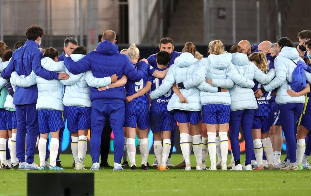 艾玛~海耶斯表示,经验不足给切尔西女足在女足冠军杯的决赛中败下阵来